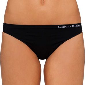 Calvin Klein Brief Program Pure Seamless Thong D3544 Black