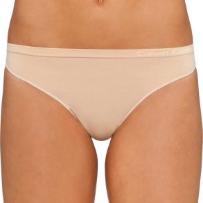 Calvin Klein Brief Program Pure Seamless Thong D3544 Bare