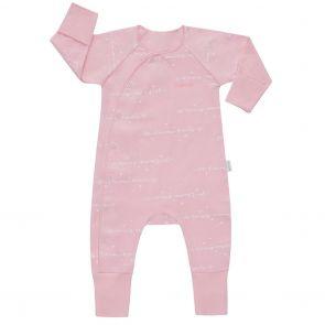 Bonds Baby Cozysuit BXQBA Pink