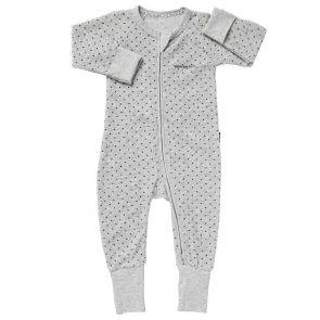 Bonds Baby Zip Wondersuit Poodelette BZJSM Grey Spot