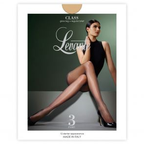 Levante Core Sheers Class Regular Brief 3 Pack CLA3PPH Naturel