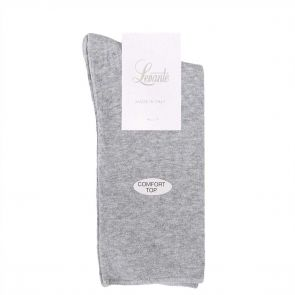 Levante Comfort Top Sock COMTSO Grey Marle