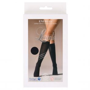 Levante Support Energia Compression Sock ENESO Nero