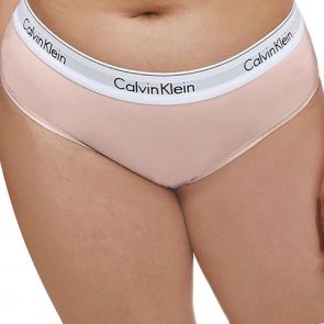 Calvin Klein Modern Cotton Plus Hipster QF5118 Nymphs Thigh