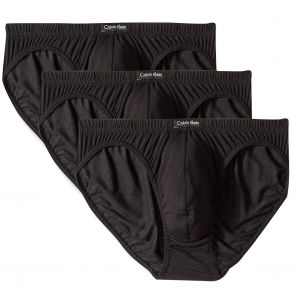 Calvin Klein Body Modal Bikini Brief 3-Pack NB1865 Black
