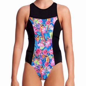 Funkita Hi Flyer Swim One Piece FKS003L Club Tropo