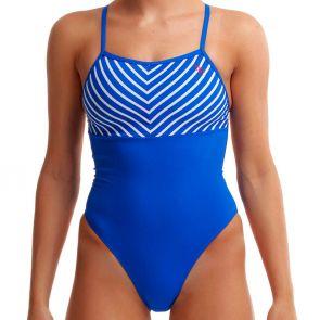 Funkita Ladies Single Strength Swim FKS046L One Piece FKS046L Club Royale