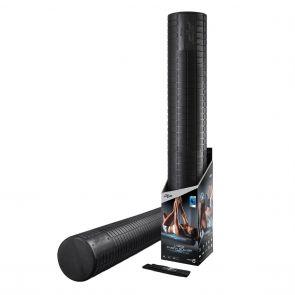 PTP Fascia Release Roller Large FRR LARGE 80 Black