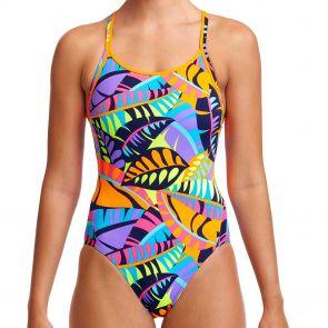 Funkita Diamond Back Swim One Piece FS11L Tarzanny Pants