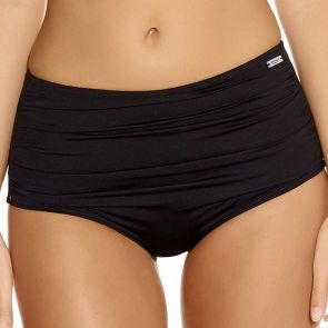 Fantasie Swim Versailles Gathered Control Swim Short FS5753 Black