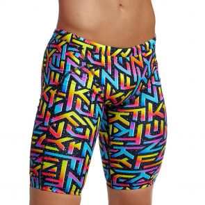 Funky Trunks Training Jammers FT37M Brand Galaxy