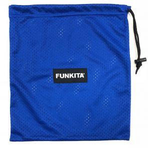 Funkita Large Mesh Bag FKLMB Blue