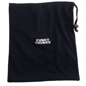 Funky Trunks Large Mesh Bag FTLMB Black