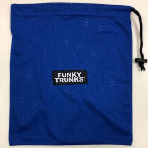 Funky Trunks Large Mesh Bag FTLMB Blue