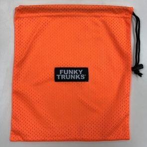 Funky Trunks Large Mesh Bag FTLMB Orange