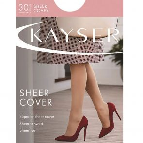 Kayser Sheer Cover H10620 Black