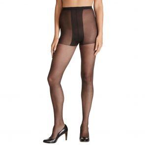 Kayser Plus Fuller Figure Sheer Nylon Pantyhose H10840 Nearly Black