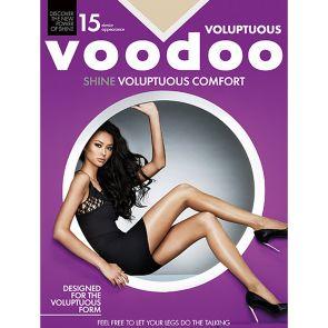 Voodoo Voluptuous Shine Sheers H30560 Jabou