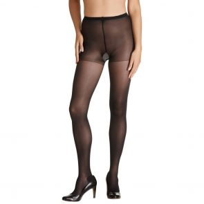 Sheer Relief Support Pantyhose H32800 Black