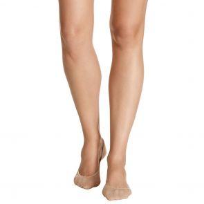 Sheer Relief Cushioned Heel Footlet 2-Pack H33108 Skin