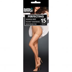 Razzamatazz Perfecting Firm Slimming No-Dig Waist H80012 Tan