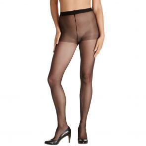 Razzamatazz Regular Brief Pantyhose 2-Pack H80034 Black