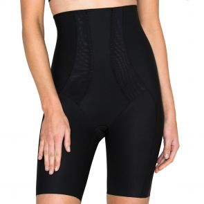 Hush Hush by Slimform Harmony Ladder Thigh Shaper Black HH010