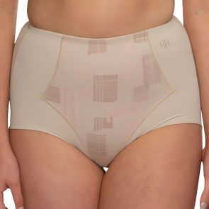 Hush Hush by Slimform Eden Medium Control Brief HH040 Geo Nude