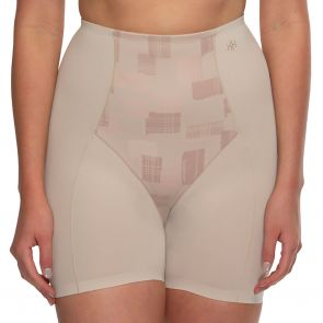 Hush Hush by Slimform Eden Medium Control Boyleg Brief HH041 Geo Nude