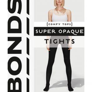 Bonds 200D Super Opaque Tights HYCH1G Black