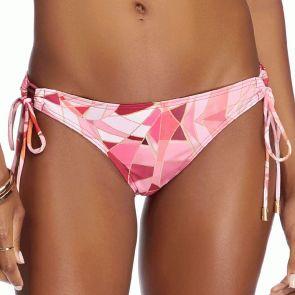 Jets Adagio Tie Side Bikini Swim Bottom J3689 Rosewood