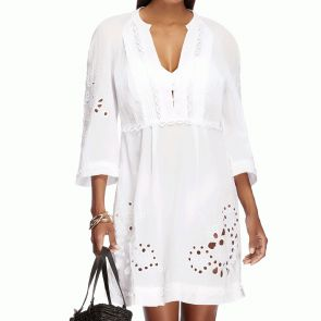 Jets Amour Tunic J60606 White