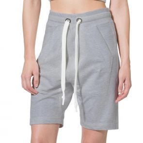 LEVEL Frankie Unisex Shorts L1018 Grey Marle