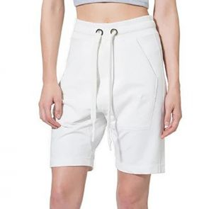 LEVEL Frankie Unisex Shorts L1018 Chalk White