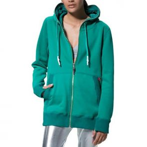LEVEL Bailey Unisex Hoodie L2018 Jade