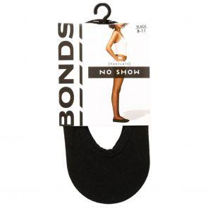 Bonds No Show Footlet L64711 Black