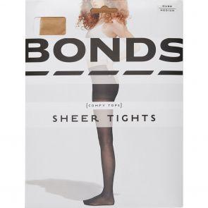 Bonds 15D Sheer Tights L79571 Nude