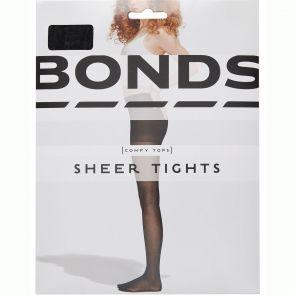 Bonds 15D Comfy Sheer Tights L79571 Black