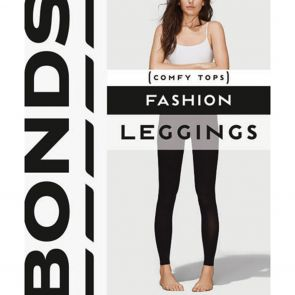 Bonds Texture Rib Legging L79624 Assorted