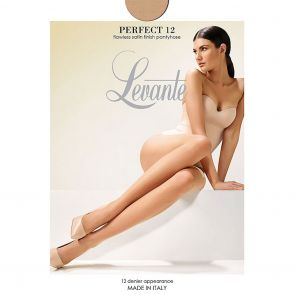 Levante Leg Perfecting Sheers Perfect 12 LEVPER12PH Honey Kiss