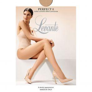 Levante Leg Perfecting Sheers Perfect 8 LEVPER8PH Golden Tint