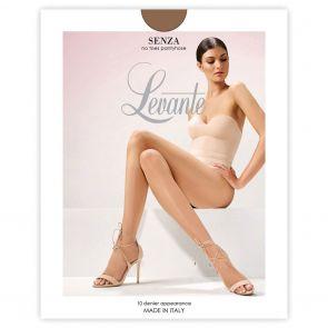 Levante Leg Perfecting Sheers Senza No Toes LEVPUNUNT Summer Glow