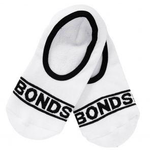 Bonds Womens Sneaker Sock 2-Pack LYTA2N White