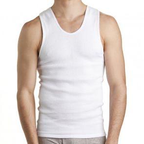 Bonds Chesty Singlet 2-Pack M7WL White