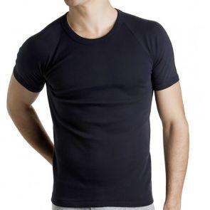 Bonds Raglan T-Shirt 2-Pack M9372W Black
