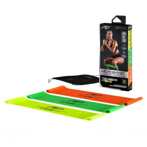 PTP MicroBand Combo Pack CMB 1 Lime/Green/Orange