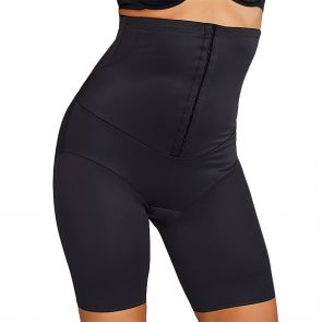 Miraclesuit Shapewear Inches Off Hi Waist Cincher Thigh Slimmer 2726 Black