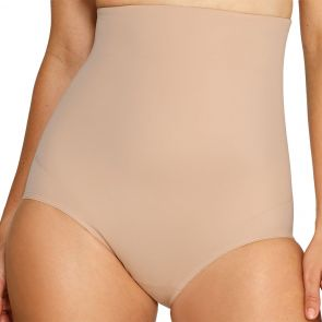 Miraclesuit Shapewear Hi-Waist Brief with Wonder Edge Nude 2755
