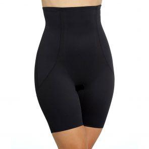 Miraclesuit Shapewear Back Magic Hi Waist Longleg 2919 Black
