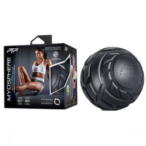 PTP X MyoSphere Circular Massager MYOSPHERE BLK 2.0 Black